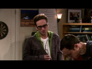 ������ �������� ������\The  Big Bang Theory - 1 ����� 4 �����...